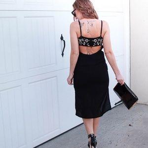 South Moon Under Dresses - Black cocktail dress